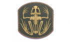 Patch Mil-Spec Monkey Frog Skeleton PVC Multicam