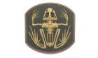 Patch Mil-Spec Monkey Frog Skeleton PVC Multicam