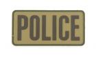 Patch Mil-Spec Monkey Large Police PVC Multicam