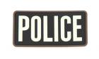 Patch Mil-Spec Monkey Large Police PVC SWAT