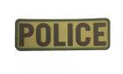 Patch Mil-Spec Monkey Police PVC Multicam