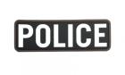 Patch Mil-Spec Monkey Police PVC SWAT