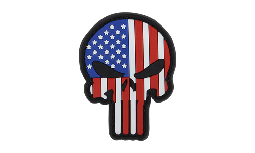 Patch PVC Punisher CONDOR