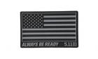 Patch PVC USA FLAG Black 5.11