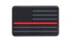 Patch PVC USA Red Line CONDOR