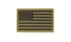 Patch drapeau USA CONDOR PVC