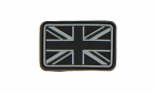 Patch Small Great Britain Flag SWAT Rubber JTG