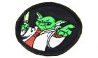 Patch Star Wars Yoda Mil'brod et merveilles pour tenue airsoft<br />