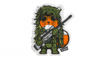 Patch Tactical Fox Sniper 5.11