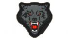 Patch Wolf Color Rubber JTG