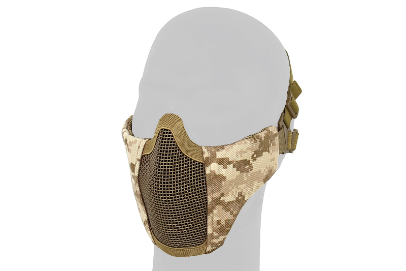 PDW Half Face Protective MESH Mask/DD