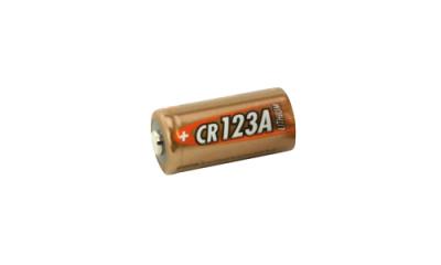 Pile CR123 3V Lithium ANSMANN