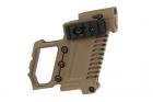 Pistol conversion kit Dark Earth Pirate Arms