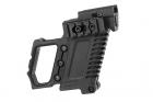 Pistol conversion kit Noir Pirate Arms