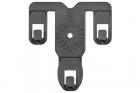Plateforme Molle 8K83 pour holster 8BL00 Noir VEGA HOLSTER