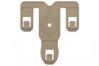 Plateforme Molle 8K83 pour holster 8BL00 TAN VEGA HOLSTER