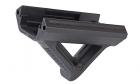 Poignée angulaire pour garde main modulaire ARES