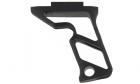 Poignée tactique Angled Grip Picatinny METAL pour réplique airsoft aeg