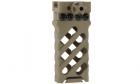Poignée tactique Ultralight Grip-B DE QD METAL pour réplique airsoft aeg
