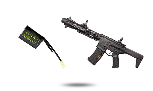 Power Pack M4 Amoeba AM-013 ARES energy airsoft
