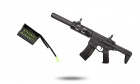 Power Pack M4 Amoeba AM-014 Noir ARES energy airsoft