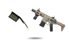 Power Pack M4 Amoeba Honey Badger ARES Energy Airsoft