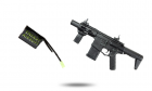 Power Pack M4 Amoeba Honey Badger CQB ARES energy airsoft