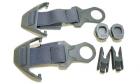 Profile Pivot kit sangles et adaptateurs ESS pour lunettes et masques de protection balistique