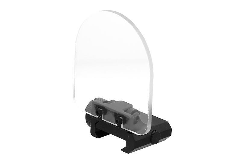 Protecteur de lentille Noir FMA
