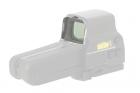 Protection lentille viseur holographique Element