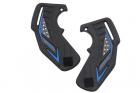 Protège oreilles Dye I5 Bleu