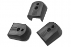 PTS Enhanced Pistol Shockplate 5.1 (3pack) - Black