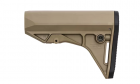 PTS Enhanced Polymer Stock Compact (EPS-C) - Dark Earth