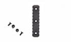 PTS Enhanced Rail Section (Keymod) 9 Slots - Black