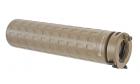 PTS Griffin M4SD II Mock Suppressor (Non-US) - Dark Earth