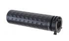 PTS Griffin M4SD-K Mock Suppressor (Non-US) - Black