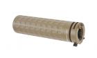 PTS Griffin M4SD-K Mock Suppressor (Non-US) - Dark Earth