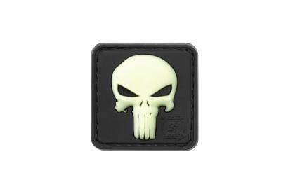 Punisher Rubber Patch JTG GLOW