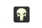 Punisher Rubber Patch JTG GLOW