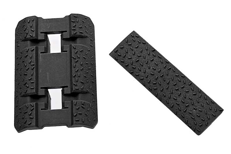 Rail Cover M-LOK Black Type A TMC