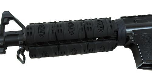 Rail-cover Rubber Rail Guard Flexible x12 NOIR UTG