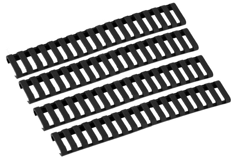 Rail Cover SET B TYPE/BK Emerson