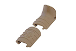 Rail-cover Tactical Hand Stop Tan UTG
