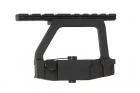 Rail de montage lunette pour AK ASG