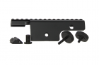 Rail Picatinny pour lunette M14 ASG