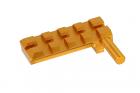 Rail pour culasse Gold Glock Tokyo Marui Slong