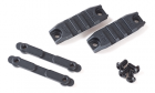 Rail RIS BK pour garde main modulaire ARES