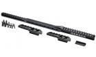 Rail Tactique long MARS pour lunette sur réplique airsoft sniper VSR-10 / G-SPEC AAC