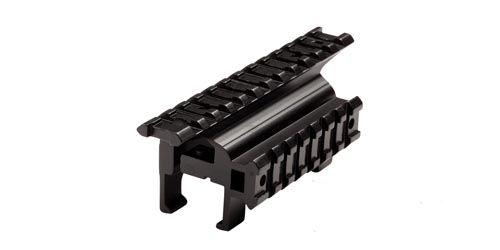 Rail tactique pour répliques type MP5 et G3