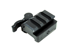 Rail tactique QD Rise Mount 3 slot UTG